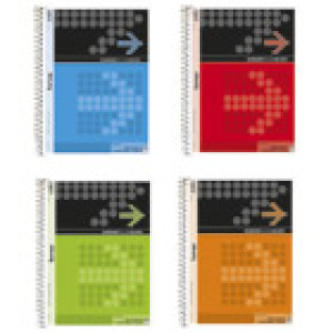 Blok kolegij A4 crte 70L perforacija+4rupe Fornax